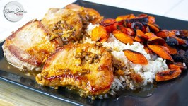 Apricot-Sriracha Pork Chops - Fun And Easy Every Plate Meal Kit