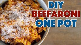 Make Beefaroni At Home In One Pot