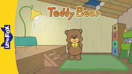 Teddy Bear - Sing-alongs - Animated Songs for Kids
