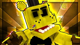 Freddy Fazbear Origins - GOLDEN FREDDY? - Minecraft FNAF Roleplay - 6
