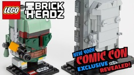 Boba Fett And Han Solo In Carbonite Lego BrickHeadz Revealed