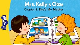 Mrs. Kelly's Class 8 - She's My Sister - Learning - Animated Stories for Kids