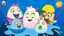 Water Fun - Deviled Eggz Cartoon - Kids Show - Fun Eggs Video - Kids Cartoon