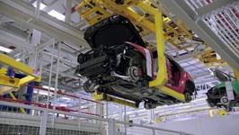 Jose Mourinho makes surpise visit to Jaguar production line Trailer