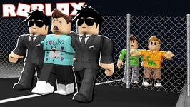 ARRESTED BY SECRET SERVICE IN ROBLOX!