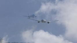 Plane Avoids Rocky Landing at Amsterdam Airport