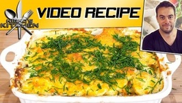 How To Make Cheesy Scalloped Potatoes