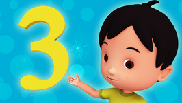 Number Three- Original Number and Counting Songs for Children