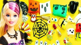 DIY Halloween Doll Hacks and Accessories