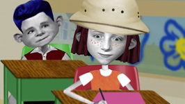 S01 E06 - Fairweather Friends, Turtle Confessions - Angela Anaconda