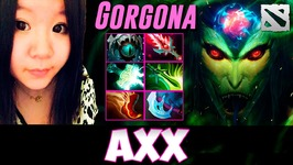 Axx Medusa Gorgona Dota 2