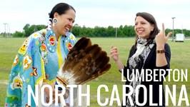 Lumberton, North Carolina - The Lumbee Powwow