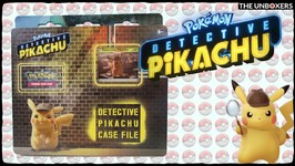 Detective Pikachu Case File set for Pokemon TCG