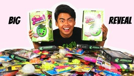 MORE GUAVA JUICE BOXES And SURPRISE TOY