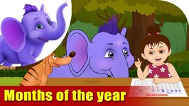 Months Of The Year - Learning Song For Kids