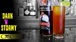 How To Make The Dark 'N Stormy -Bartending 101