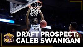 2017 NBA Draft Profile - Caleb Swanigan - Purdue, PF, C