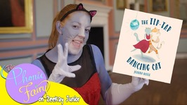The Tip-Tap Dancing Cat  Read By The Phonic Fairy