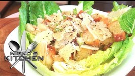 How To Make Caesar Salad