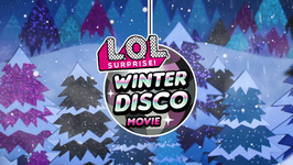 LOL Surprise! Winter Disco Movie Coming November 1 to Amazon!