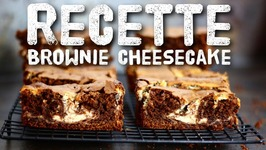 Recette Brownie Cheesecake Facile Une Tuerie Avec Mon Petit Frere