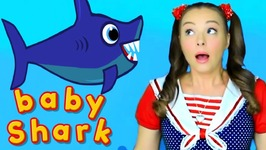 Baby Shark- Kids Songs- Nursery Rhymes for Children Toddlers and Baby