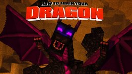 Minecraft - HOW TO TRAIN YOUR DRAGON - Shadow is Born! 47