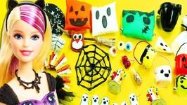 20 DIY Halloween Miniature Doll Accessories