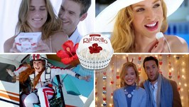 All The Best Worldwide Ferrero Raffaello Exciting Commercials Ever