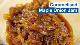 Caramelised Maple Onion Jam