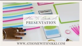 HOW TO CREATE A PRESENTATION  On A Budget