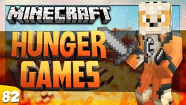 Minecraft Hunger Games - Game 82 - DON'T TOUCH ME