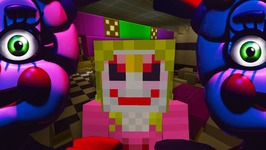 SISTER LOCATION  FIVE NIGHTS AT FREDDY'S  MINECRAFT XBOX 3