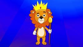 Lion - Original Animal Songs for Kids