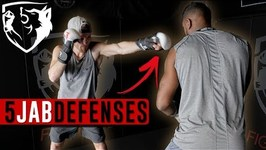 5 Ways to Defend Against - The Jab