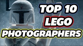 Top 10 Talented Lego Photographers