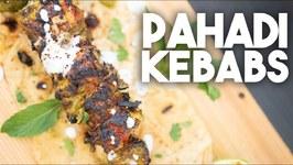 Delicious Pahadi Kebab