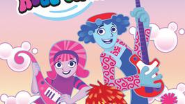 Episode 23 Doodlebops Rockin' Road Show - The Fan Who Cried Flying Pink Dinosaur/Follow That Iguana!