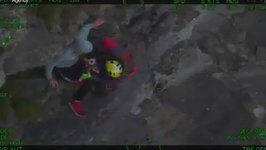 Coast Guard Rescue Man Trapped on Cliffside