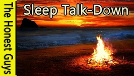 Guided Sleep Meditation Talk Down - The Twilight Beach - Insomnia - Relaxation
