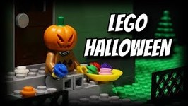 Lego Halloween 2 - (Trick or Treat)