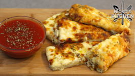 Keto Bread Sticks / Extra Cheesy / Must Have Keto Recipe