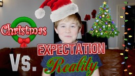 Casey Simpson - Christmas Expectations Vs. Reality