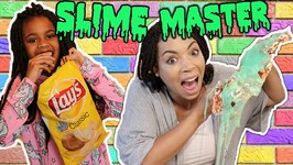 Slime Master Sneaks in Vacation Night Routine! - New Toy Master