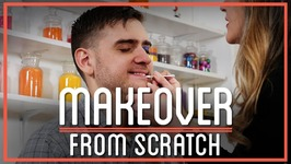 Testing the Cosmetics: Makeover From Scratch  HTME: Cosmetics