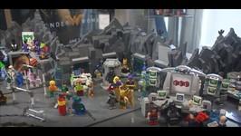 LEGO BATCAVE MOC 2.0