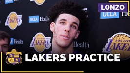 Lonzo Ball On The Tips Magic Johnson Has Given Him During Shooting Struggles