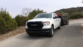 2019 Ram 1500 Tradesman Driving Video