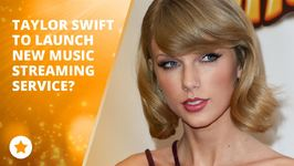 Taylor Swift Hints At Launch Of Music Streaming Service