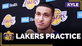 Kyle Kuzma Details How He's Changed Since Being In The Starting Unit